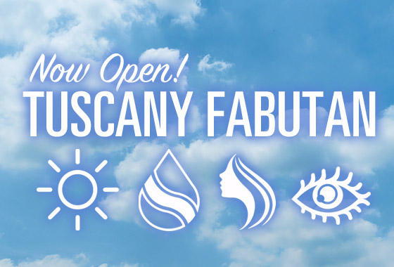 Tuscany Studio Now Open!