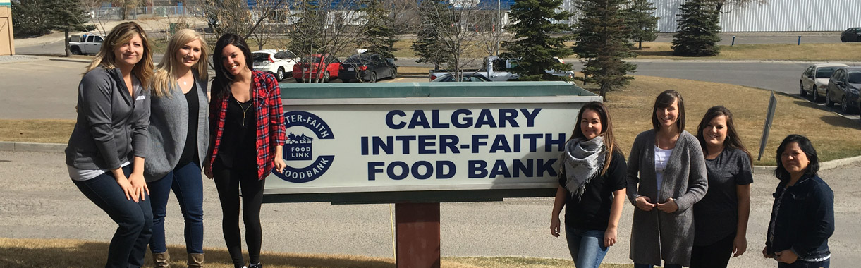 Calgary Food Bank Pick Up Locations