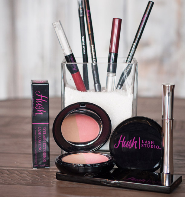 Hush Cosmetics | News & Events | Fabutan