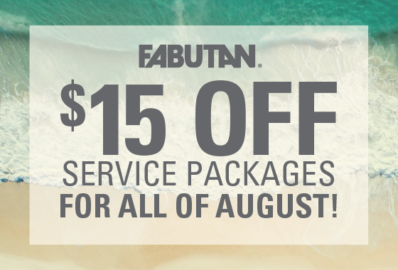 $15 Off All August