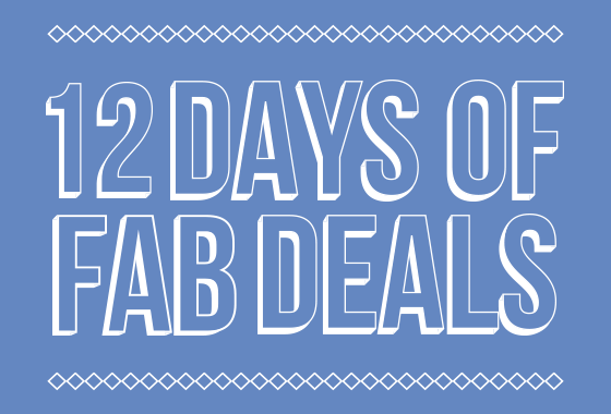 12 Days of FAB Deals - 2019