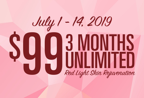 3 Months Of Red Light For Only $99