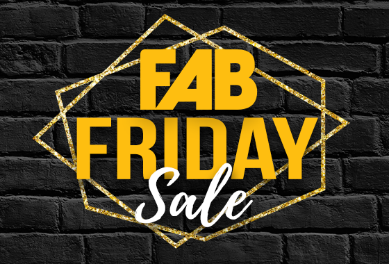 Fab Friday Deals 2020