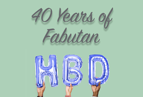 40 Years of Fabutan