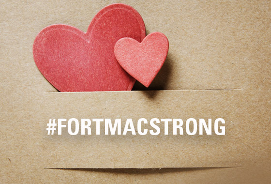 #FortMacStrong!