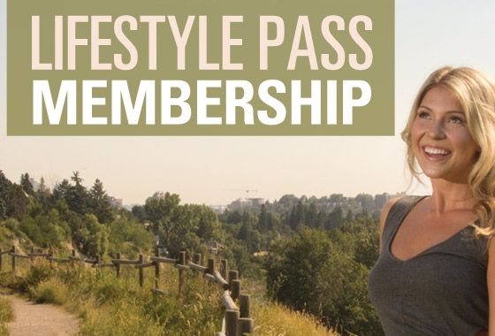 New Lifestyle Pass Monthly Membership