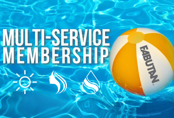 Multi-Service Membership - February - March 2021