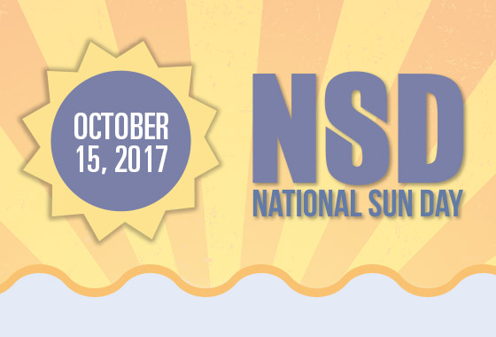 National Sun Day 2017