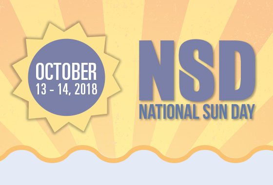 National Sun Day 2018