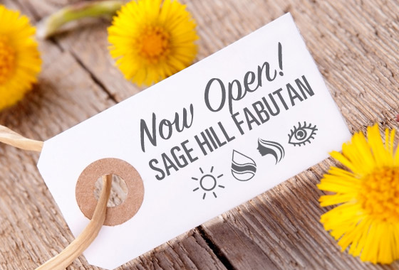 Sage Hill Now Open