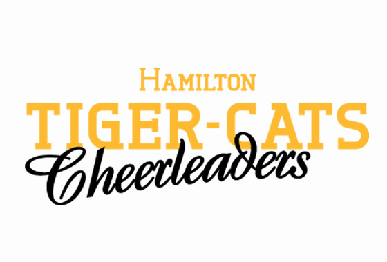 Tiger-Cats Cheerleaders