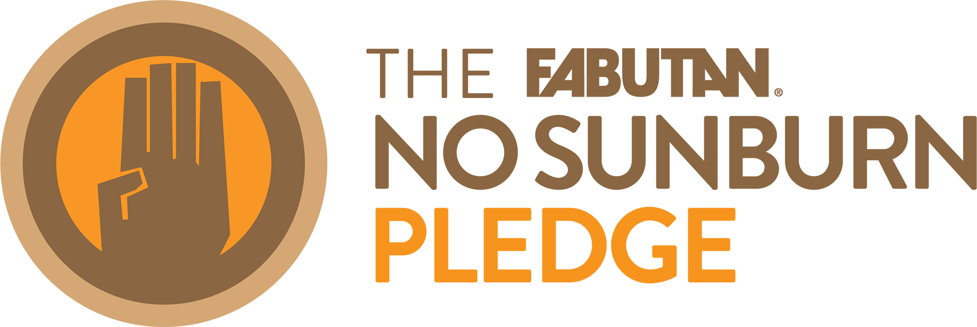 The FABUTAN No Sunburn Pledge